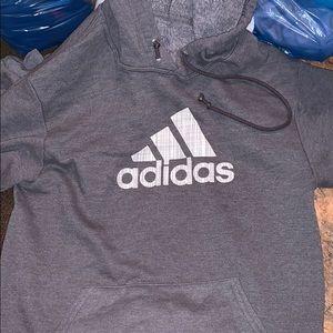 Adidas hoodie :)